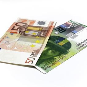 La fin de la stabilité du taux de change entre franc suisse et euro