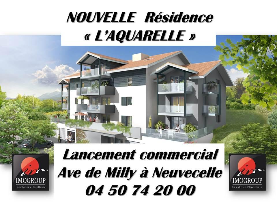 Résidence L'AQUARELLE