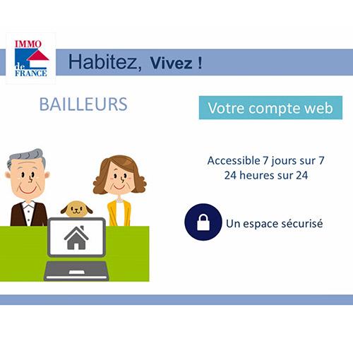 Zoom sur les nouveaux services Web Immo de France