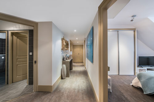 Location appartement de charme 3 chambres à Annecy