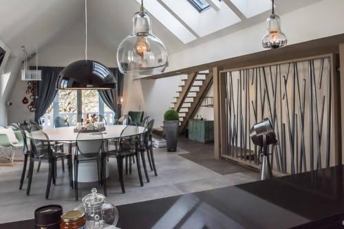 Louer une maison de luxe en plein centre d'Annecy