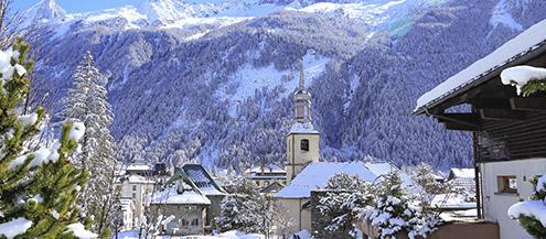 Chamonix-Mont-Blanc la sportive - Actualités immobilières