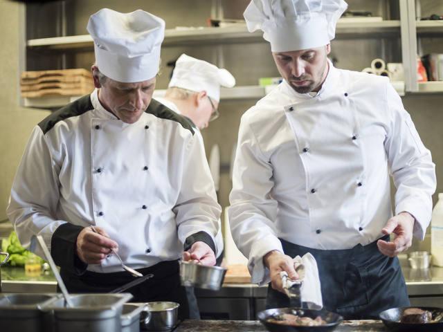 Assistant Chef - Conciergerie
