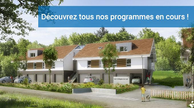 Découvrez nos programmes en cours sur Thônon-les-Bains
