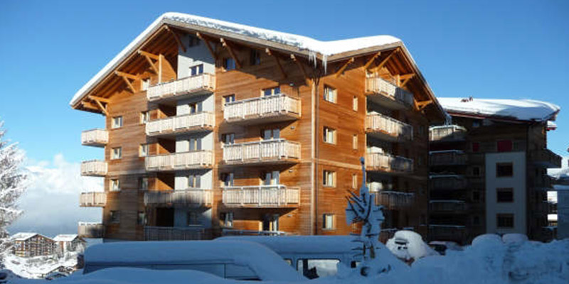 Types de logements - Nendaz 4 Vallées Suisse