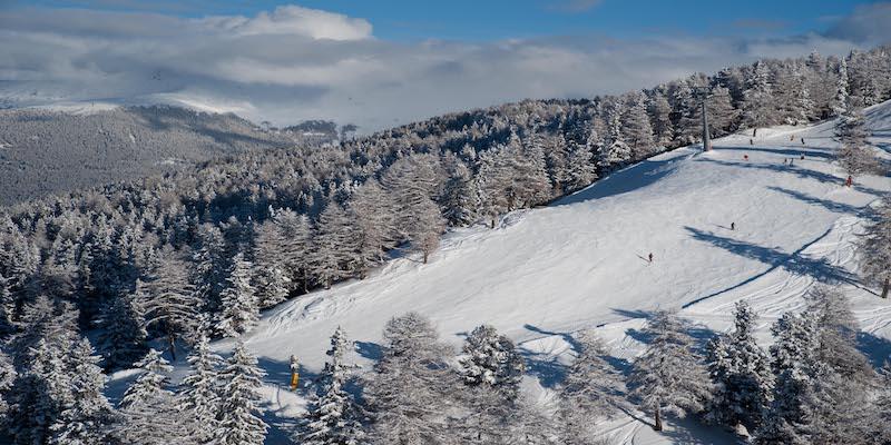 Domaine skiable 4 Vallées - Veysonnaz 4 Vallées Suisse